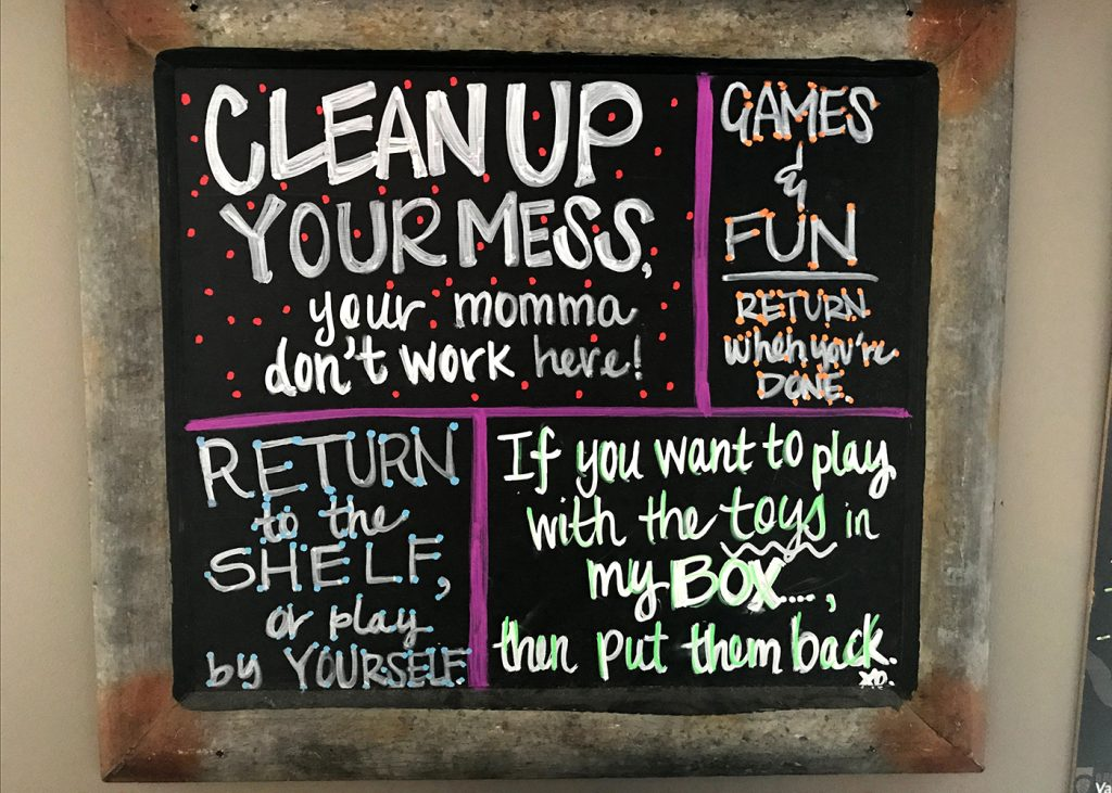 Rules to make sure board games remain fun at Village Idiot Pub in Cocoa VIllage Florida